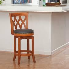 amazon com boraam 40324 cathedral counter height swivel stool 24