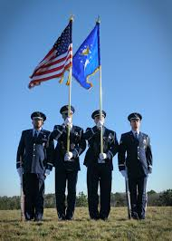 Color Guard Flags Honor Guard Preserving The Heritage U003e 102nd Intelligence Wing