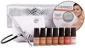 luminess airbrush makeup images