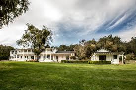 Farmhouse Ranch Santa Ynez Ranch House Santa Barbara Venues