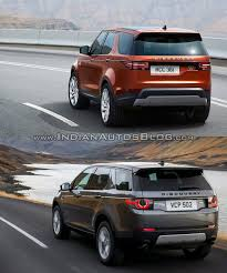 2017 land rover discovery sport 2017 land rover discovery vs land rover discovery sport rear