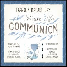 communion invitations for boys best 25 communion invitations ideas on