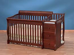 Simplicity Convertible Crib Simplicity Ellis 4 In 1 Sleep System With Changing