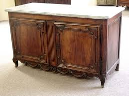 Marble Top Sideboards And Buffets French Louis Xvi Period Proven Al Buffet De Chasse For Sale
