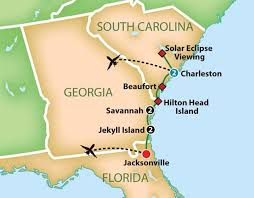jekyll island map mayflower tours solar eclipse in charleston 2017 sold out