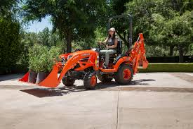 kubota redefines the sub compact tractor market once again