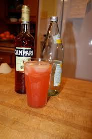 campari bottle campari orange spritzer the contessa curessa project