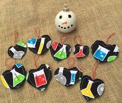 science ornaments chemistry ornaments beaker ornaments