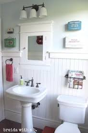 Vintage Bathroom Updated Vintage Bath Before And After Bath House And Vintage