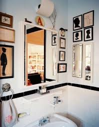 bathroom gallery ideas 25 artistic bathroom designs with gallery wall rilane