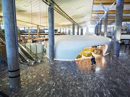 Flag Of Oslo Nordic Flies Its Sustainability Flag At Oslo Airport News Frameweb