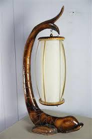 carved octopus lamp rebrn com