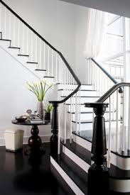 Painted Banisters Black Banisters Interior Design Ideas Bright Ideas Black