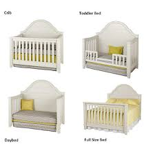 Million Dollar Baby Convertible Crib Million Dollar Baby Classic Sullivan 4 In 1 Convertible Crib