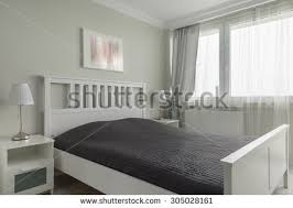 White Wood Bed Frame Wooden Bed Stock Images Royalty Free Images U0026 Vectors Shutterstock