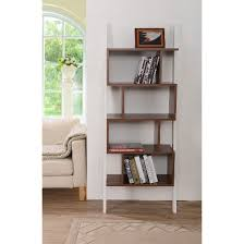 ascencio ladder bookshelf and display homes inside out