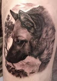55 wolf tattoo designs art and design