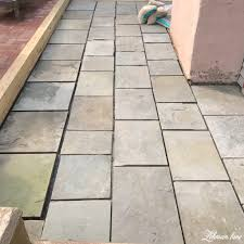 Dry Laid Bluestone Patio by Diy Flagstone Patio Lehman Lane