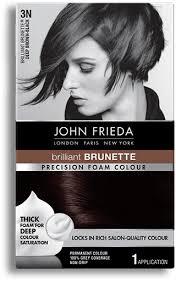 black pecision hair styles brown black hair color 3n john frieda