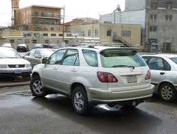pictures of 2000 lexus rx300 curbside 2000 lexus rx 300 the true cuv there