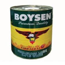 boysen 715 white plastic 16l semi gloss latex paint png