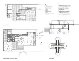 plan floorplan villa tugendhat tugendhat house download