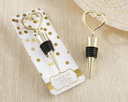 wine stopper wedding favors heart of gold bottle stopper gold heart wine stopper favors