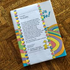 kindergarten graduation gift the ultimate graduation gift oh the places you ll go with a