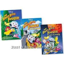 Toaster Movie Brave Little Toaster Complete 3 Disney Movie Collection Box Dvd
