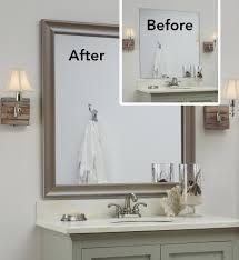remodeling a bathroom mirror ideas free designs interior