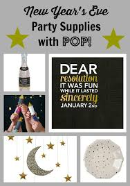 new years party stuff new year s party supplies with pop thrifty jinxy