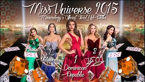 miss universe 2015 final picks missosology