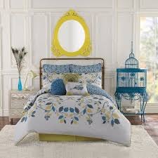 Extra Long King Comforter Best 25 Anthology Bedding Ideas On Pinterest Metallic Wallpaper