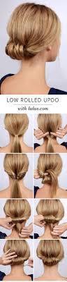 Frisuren Lange Haare Hochstecken Einfach by Eine Einfache Und Elegante Hochsteckfrisur Die Schnell Gemacht Ist