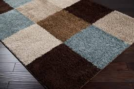 Cream And Blue Rug Light Blue And Brown Area Rug Rug Designs