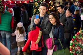 family for christmas stars lacey chabert and tyron leitso youtube