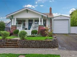 Craftsman House For Sale Craftsman Bungalow Seattle Real Estate Seattle Wa Homes For