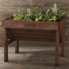 raised garden beds u0026 planter boxes williams sonoma