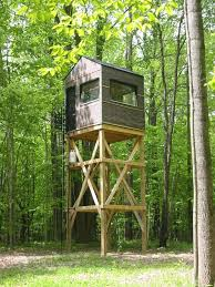 Cheap Hunting Cabin Ideas Best 25 Deer Blinds Ideas On Pinterest Deer Stands Hunting