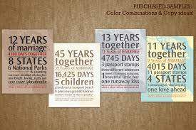 11 year anniversary gift ideas i wish i d seen this before our 20th what a great idea