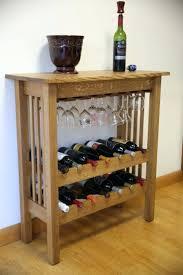 building wine rack barrel stave wall wine rack