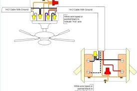 Lighting Connection Ceiling Fan 3 Wire Capacitor Wiring Diagram Electrical Online 4u