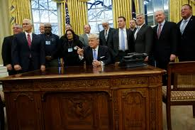 trump oval office pictures donald trump everything he has done so far as president time