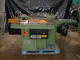 Used Universal Woodworking Machines Uk by Wadkin 410u8 Universal Machine 410u8 5 500 00 Trebor Sales