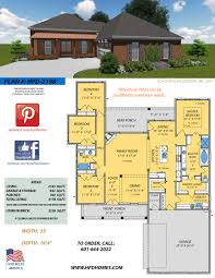 home plan design 2198 home plan designs inc
