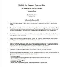 30 60 90 day plan template u2013 20 free word pdf ppt prezi