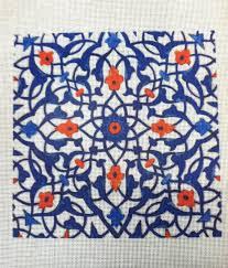 needlepoint patterns iznik needlepoint kits and canvas designs