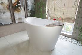 six small freestanding baths for bathrooms