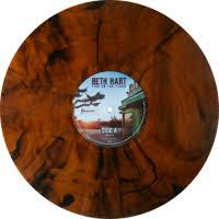 brown vinyl records find colored vinyl