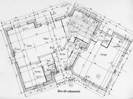 plan implantation cuisine plan cuisine salon sejour photos de design d intérieur et